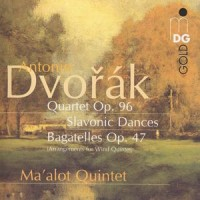 CD-Cover Dvorak