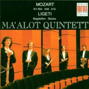 CD Mozart Ligeti
